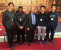 North Herts Students Visit 2017